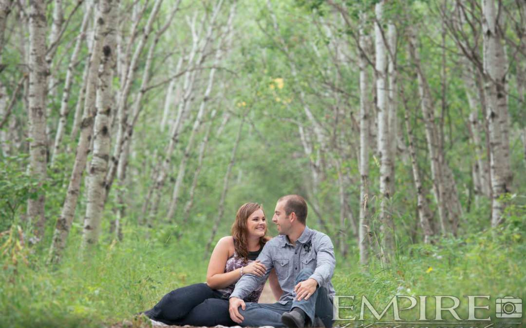 Engagement Photos with Kate and Jake