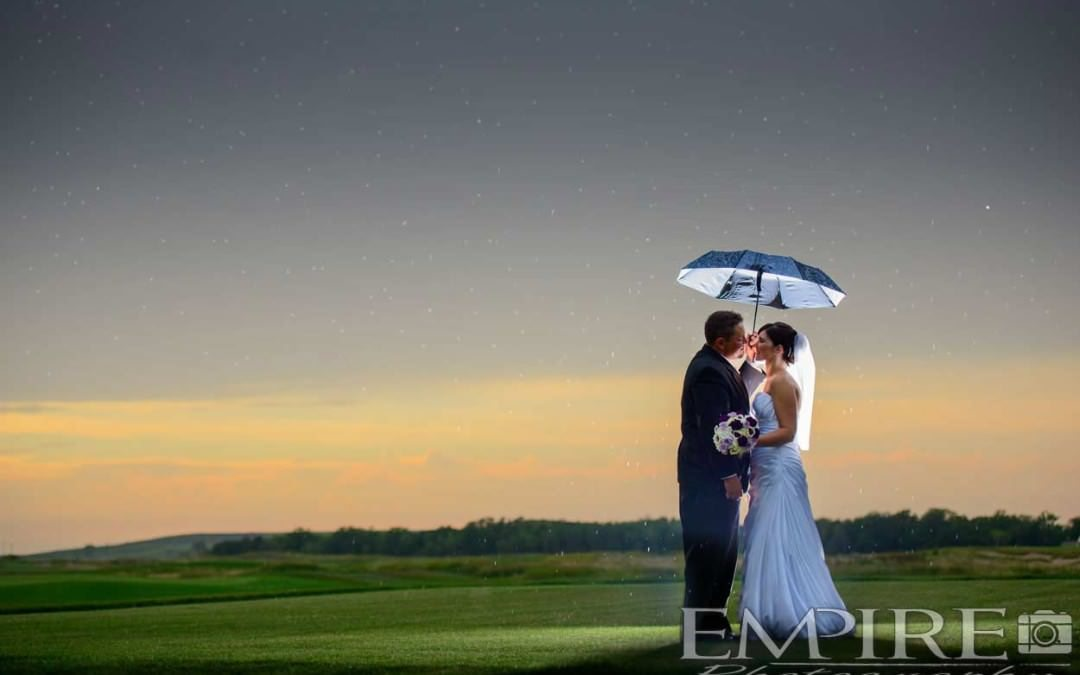 Wedding with Melissa & Ryan at Southwood Golf Course