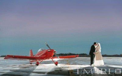 Wedding with Christine & Brad in Winnipeg & Steinbach