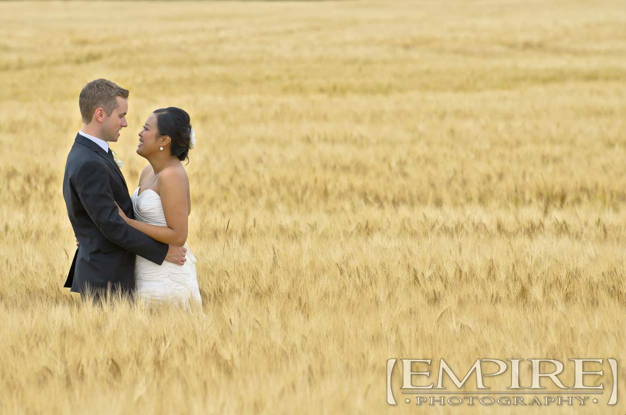 Marjorie & Scott Winnipeg wedding