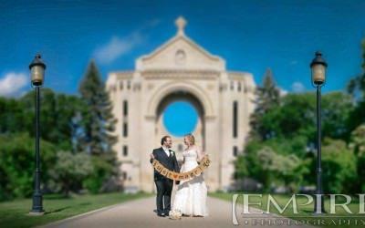 Winnipeg Wedding with Kailee & Alex at Fort Garry Hotel