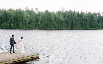 Kenora Wedding with Cass & Dan