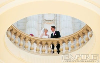 Winnipeg Wedding with Lisa & Jason at Fort Garry Hotel