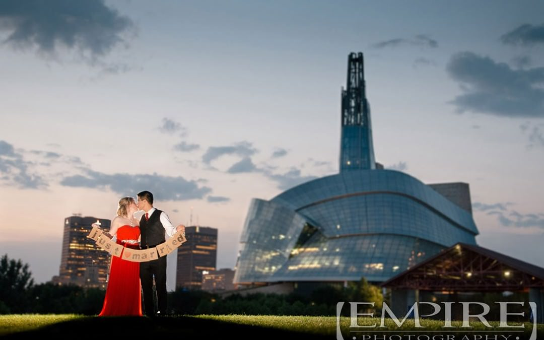Winnipeg Wedding With Tara & Sheldon at Inn At The Forks