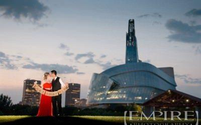 Winnipeg Wedding With Tara & Sheldon at Inn At The Forks