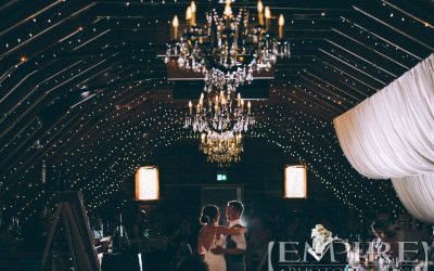 Steinbach Wedding with ashly & Kerry at The Rustic Wedding Barn