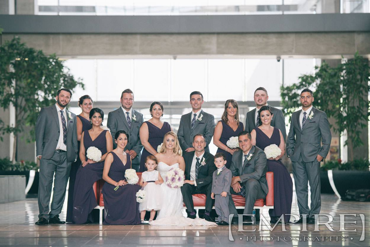 manitoba hydro building wedding