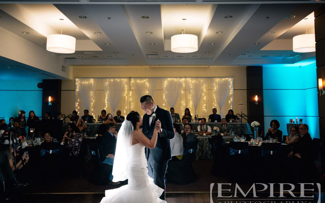 Winnipeg Wedding with Joyce & Cesar at Four Points Sheraton