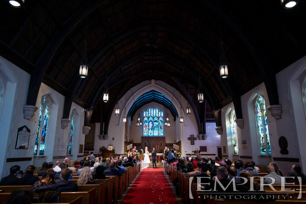 St. Johns Cathedral winnipeg wedding
