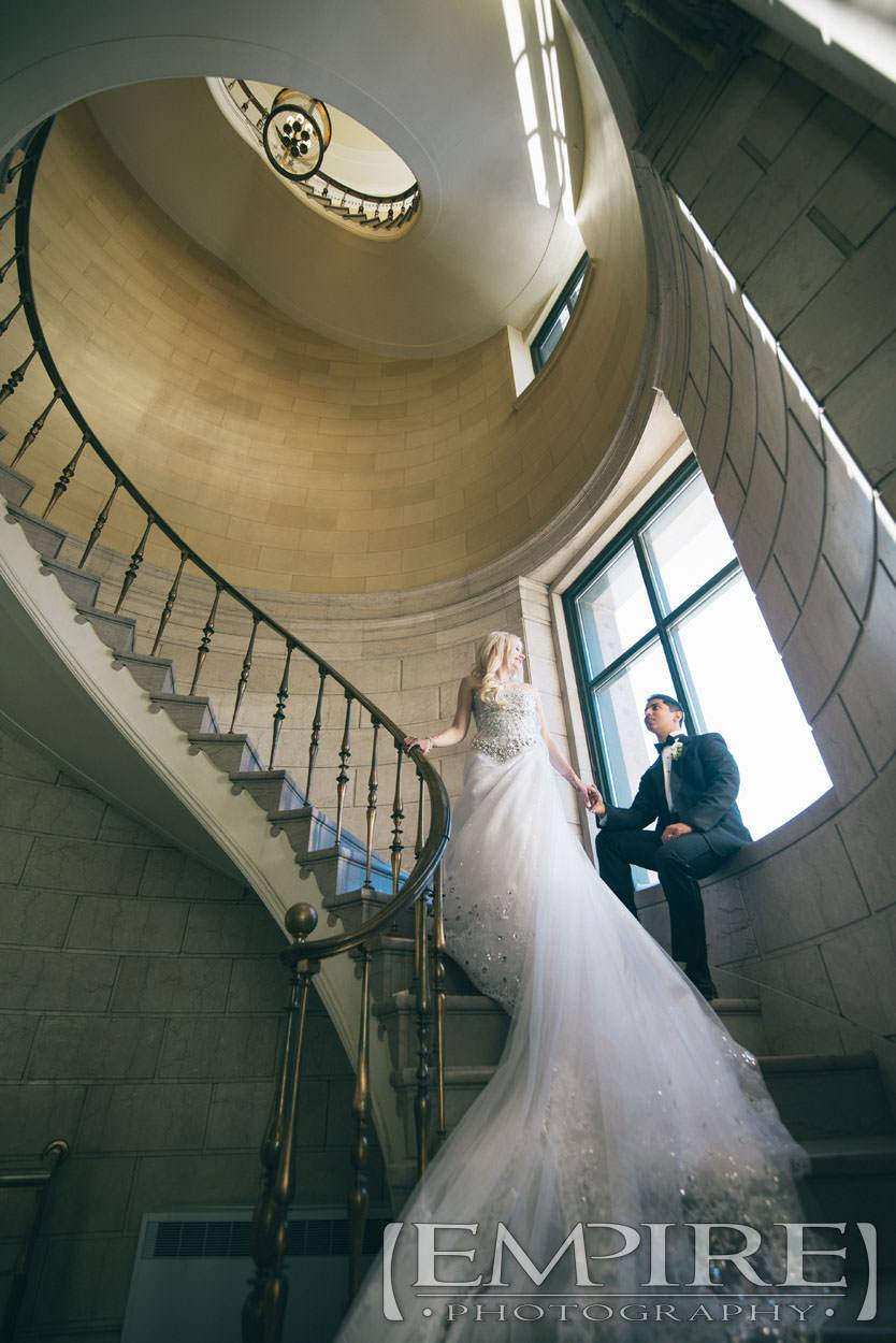 hamilton building winnipeg wedding