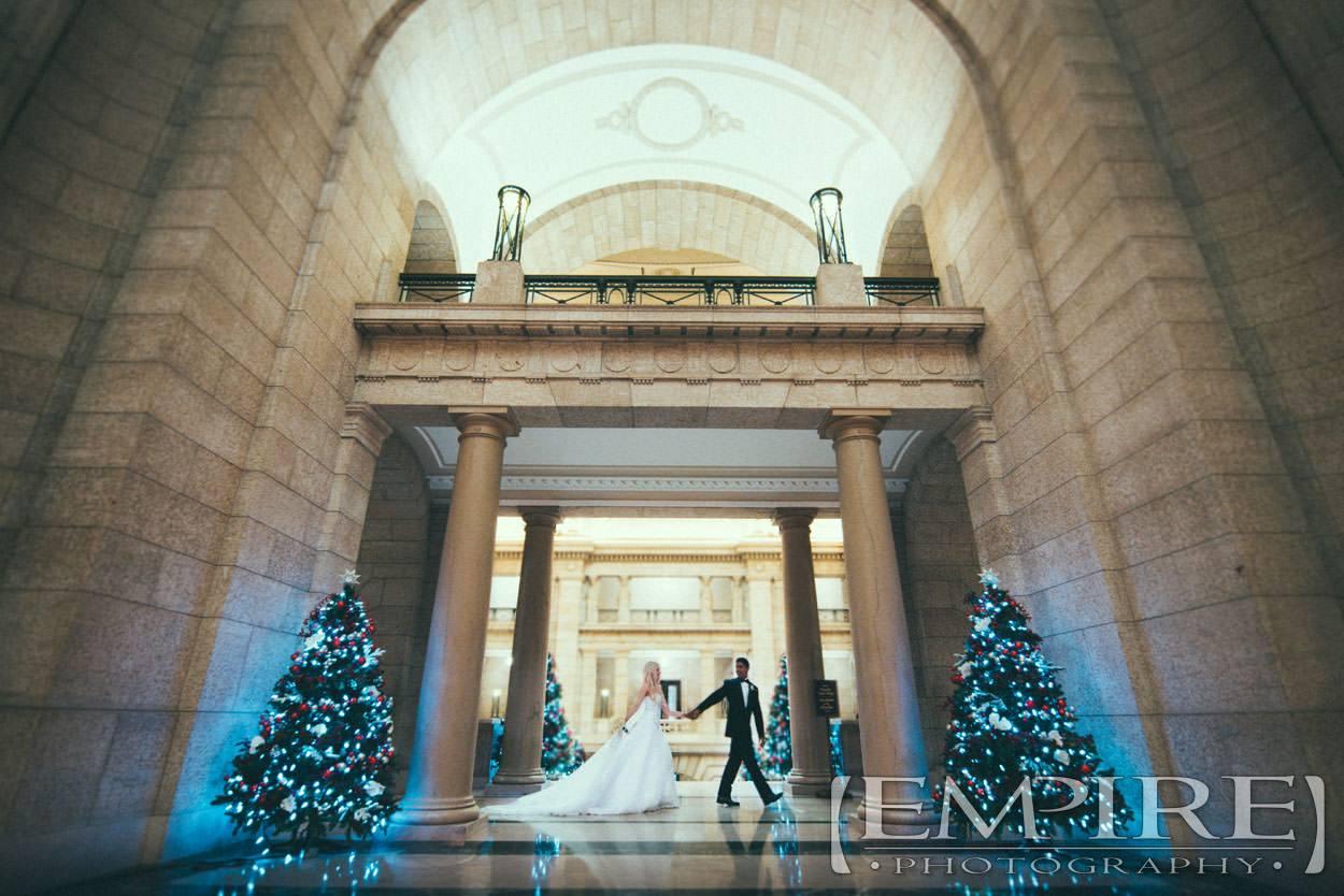 winnipeg legislative building wedding photos